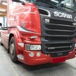 Herstelling Scania 4
